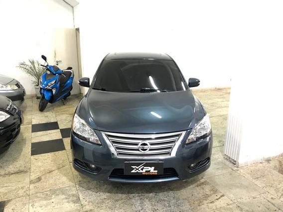 Nissan Sentra Sl 2014