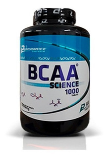 Bcaa Science 1000 Mg (300 Tabs) - Performance Nutrition
