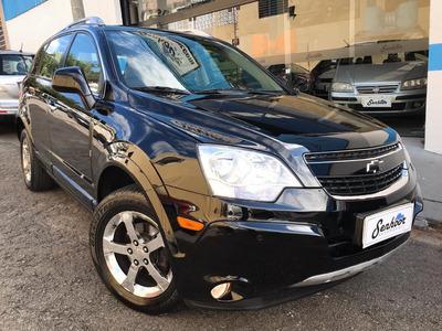 Chevrolet Captiva 3.6 4x4 Automática Preta - 2009