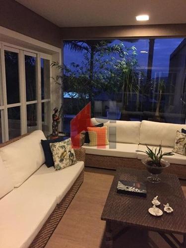 Imagem 1 de 13 de Casa Com 4 Dormitórios À Venda, 500 M² Por R$ 3.200.000,00 - Alphaville - Santana De Parnaíba/sp - Ca0219