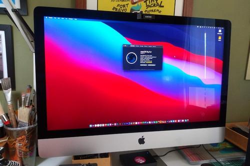iMac 27  5k Retina Mid 2017 24gb, 1tb, Monstro Maravilhoso!