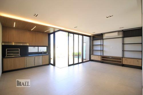 Imagem 1 de 30 de Casa À Venda No Condomínio Quinta Do Golfe, 3 Quartos E 4 Vagas - V5773