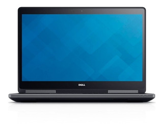Laptop Dell Precision 7710 Intel Core I7 16gb 1tb Pantalla 17 Nvidia Quadro M4000m Renders 3d Diseño Edicion Video