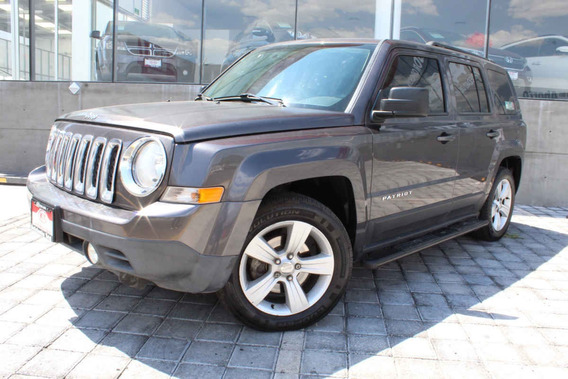 Jeep Patriot 2015 5p Sport L4/2.4 Aut