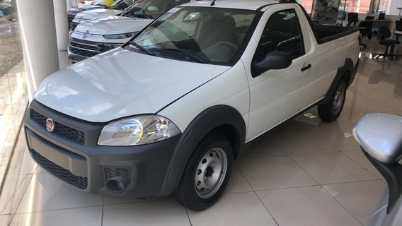 Fiat Strada Working 1.4 Evo Flex 2p 2020