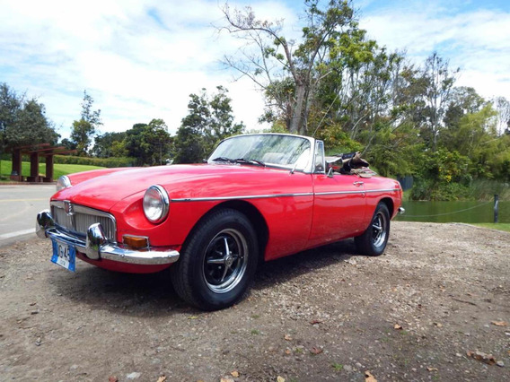 Mg Mgb 1976 Clncertible