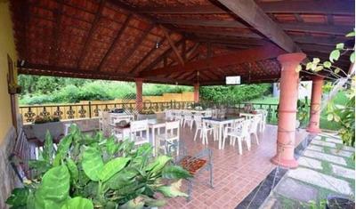 Chácara Residencial À Venda, Brigadeiro Tobias, Sorocaba. - Ch0354