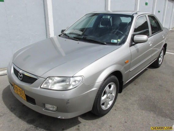 Mazda Allegro 1.6 Mt Aa Fe Sd