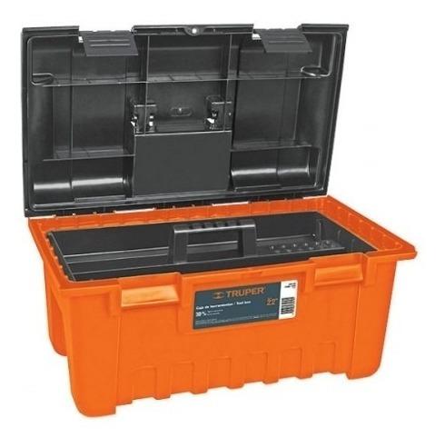 Caja De Herramientas Truper 22  - Plástico