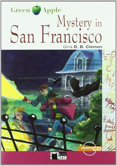 Mystery In San Francisco - Audio Cd+app - Black Cat