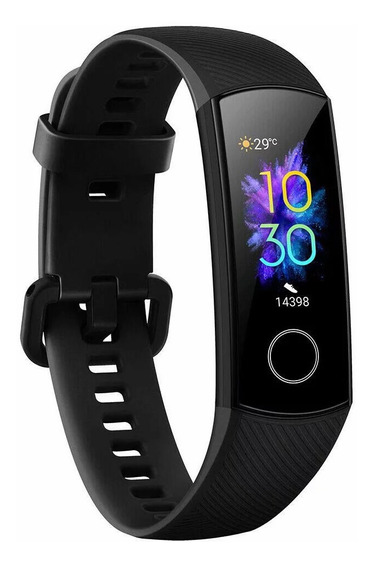 Brazalete Inteligente Huawei Honor Band 5 C/oxímetro, Negro