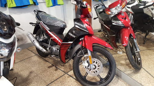 Yamaha New Crypton 110 2021 Okm En Stock