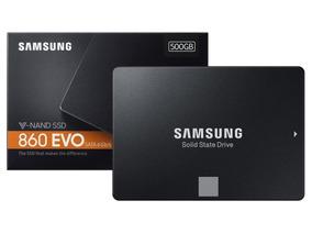 Ssd Samsung 860 Evo 500gb V-nand Sata3 Promoção!