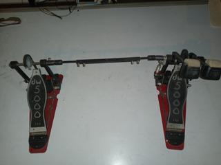 Doble Pedal De Bombo Bateria Dw 5000