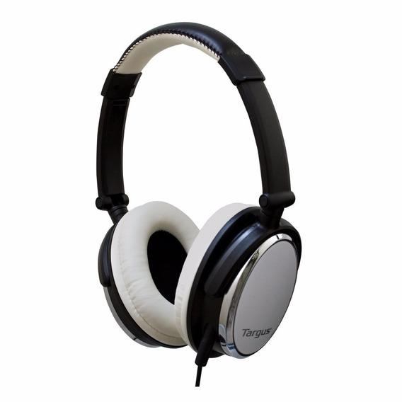 Fone De Ouvido Com Microfone E Controle De Volume Dobrável