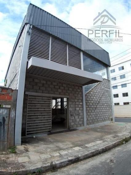 Galpão Para Locação Em Lauro De Freitas, Caji, 1 Dormitório - 178
