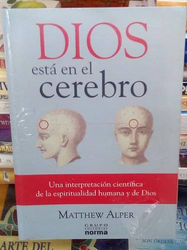 Dios Está En El Cerebro - Matthew Alper