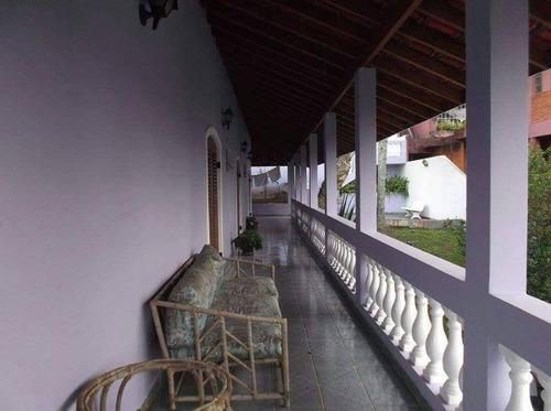 Casa Residencial À Venda, Condomínio Arujazinho Iii, Arujá - Ca0542. - Ca0543