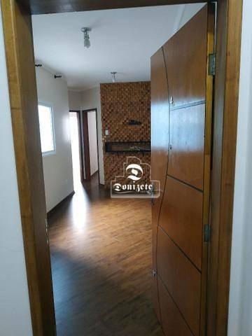 Cobertura Com 2 Dormitórios À Venda, 72 M² Por R$ 310.000,00 - Jardim Las Vegas - Santo André/sp - Co11782