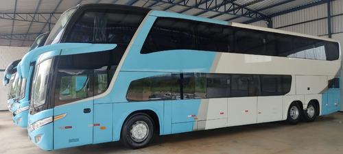 Ônibus Marcopolo Paradiso Dd Turismo Viagens Revisado Scania