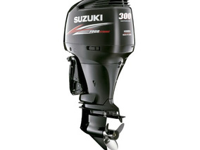 Suzuki Df 300 Apx Fuera De Borda Nuevo 4t Negro