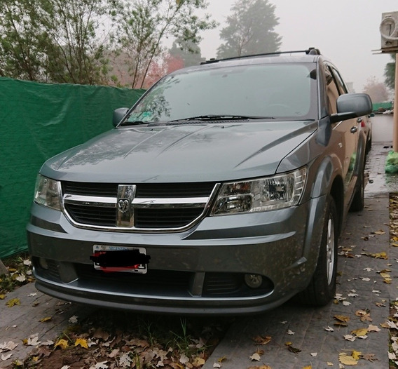 Dodge Journey 2011 2.4 Sxt Atx (2 Filas) Con Gnc
