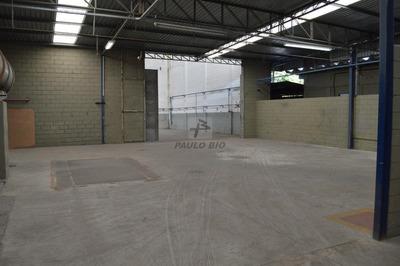 Galpao Industrial - Parque Capuava - Ref: 1263 - V-1263