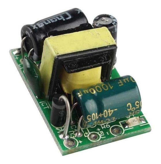 Fonte Conversor Ac-dc Buck Step Down 5v 3.5w 700ma Arduino