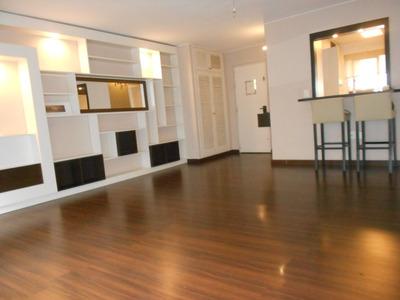 Alquiler Apartamento Pocitos 2 Dorm Casi Rambla Opción Gge