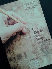 10 Livros Um Lápis Nas Mãos De Deus R$ 140,00 Frete Grátis