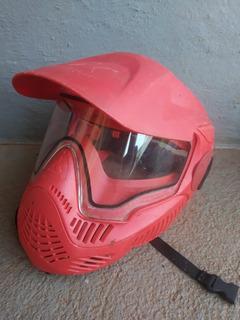 Máscara De Paintball