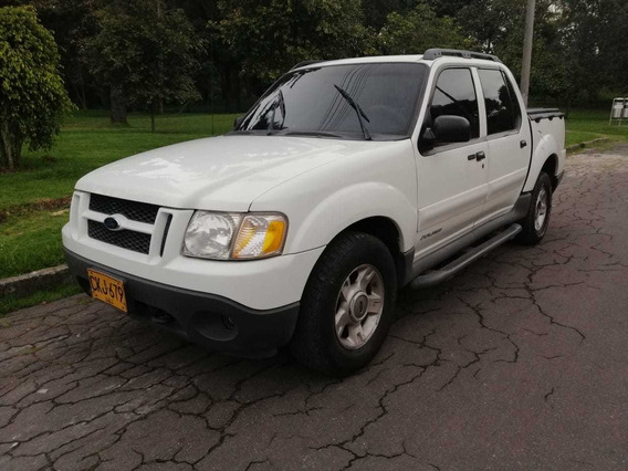 Ford Explorer Sport Trac 2003 Mt 4x4