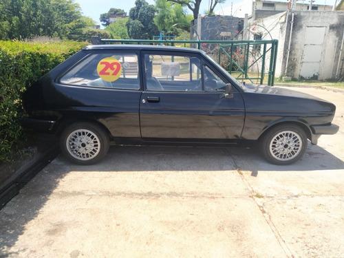 Ford Fiesta Mk1 1982 1.1