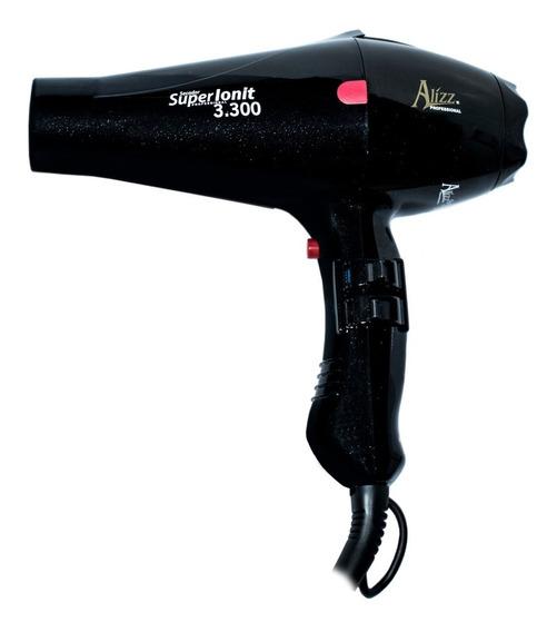 Secador Cabello Profesional Alizz Super Ionit 3300 3d