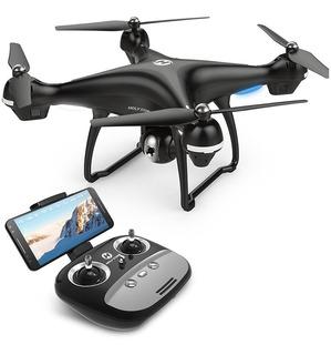Dron Holy Stone Hs100 Altura 120mts Hd Wifi