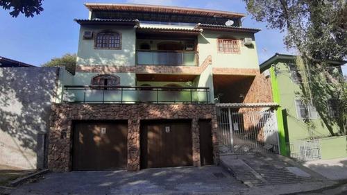 Imagem 1 de 29 de Casa Para Venda - Vila Valqueire, Rio De Janeiro - 180m², 3 Vagas - 876