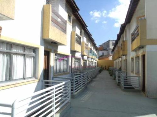 Sobrado Em Condomínio Para Locação No Bairro Vila Laís, 3 Dorm, 3 Suíte, 1 Vagas, 153 M - 618