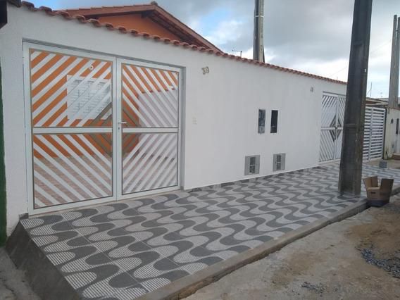 Linda Casa Com Piscina- Ref- Ca34