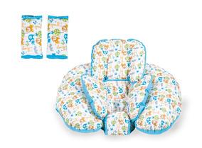 Almofada Travesseiro De Amamentação Protetor 8 Em 1 Momo