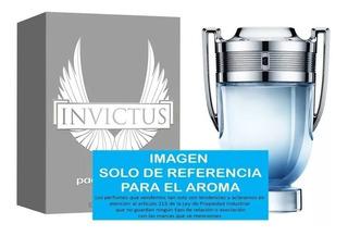 Perfume Contratipo Invictus Feromonas Al 34% Alta Fijacion