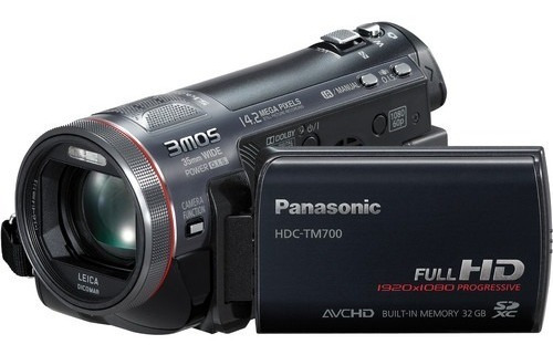 Filmadora Hdc Tm700 Panasonic