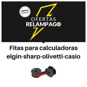 Fita Para Calculadora Elgin-sharp-olivetti - 1 Unidade
