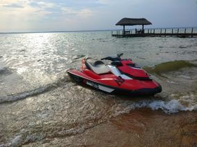 Jet Ski Sea Doo Gti 130se Ano 2012 Super Novo, Com 155 Horas