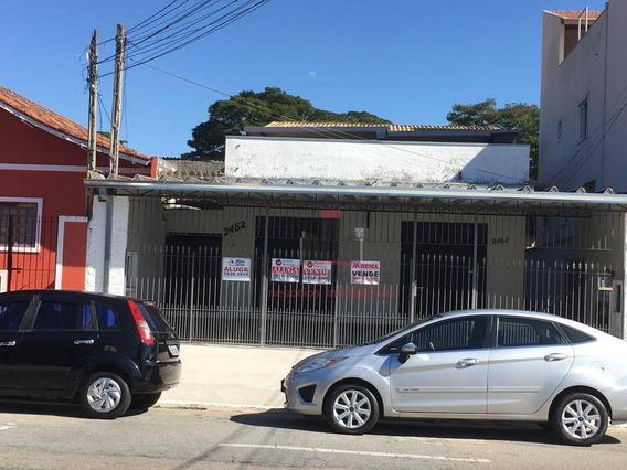 Salão Para Alugar, 21 M² Por R$ 700,00/mês - Bosque Dos Eucaliptos - São José Dos Campos/sp - Sl0008