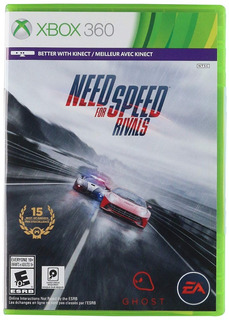 Need For Speed Rivals Xbox 360 Nuevo (en D3 Gamers)