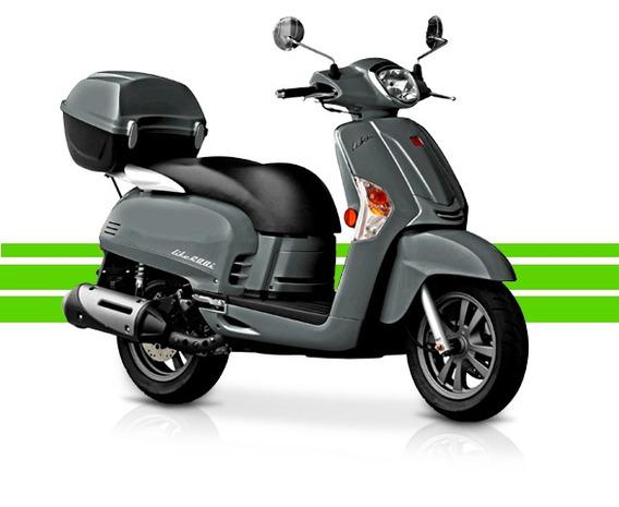 Kymco Like 200i 0km Scooter Simil Sym 200cc! Outlet