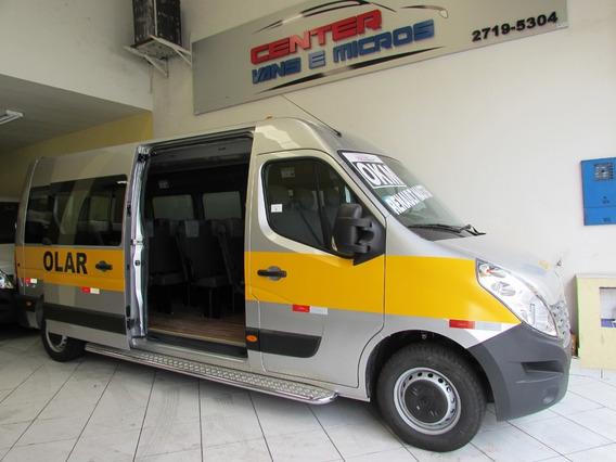 Renault Master Escolar L3h2 Á Pronta Entrega