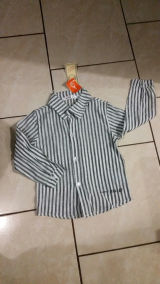 Mini Bol Tiene Camisa De 4 Años Nueva