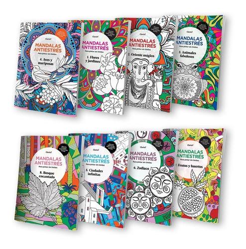 Imagen 1 de 4 de Clarín Colección Completa Mandalas
