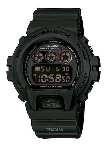 Casio G-shock Dw-6900ms-1dr 3230 Original (invic,tommy,bulo